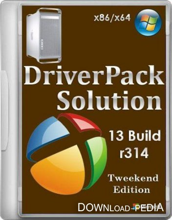Driverpack Solution Tweekend Edition 13 r314 (x86/x64/MULTI/2013)