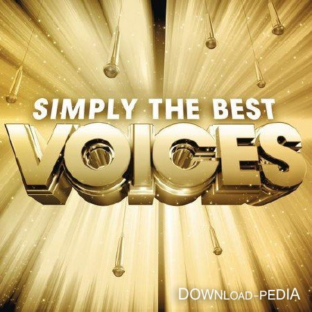 Voices Simply The Best (2013)