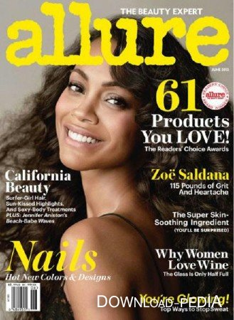 Allure USA � June 2013