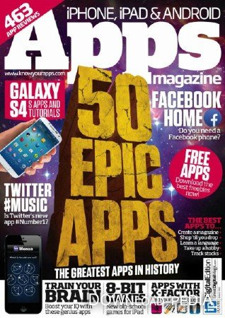 Apps Magazine UK � Issue 33, 2013-P2P
