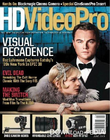 HDVideoPro June 2013 (USA)