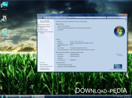 Windows 7 Ultimate SP1 x64 IE-10 x64 G.M.A. 7601 (02.05.2013/RUS)