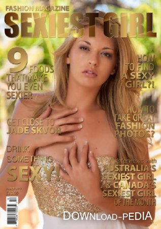 SEXIEST GIRL Magazine - March 2013