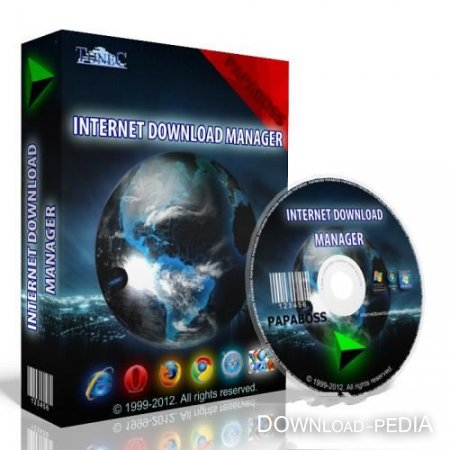 Internet Download Manager 6.15 Build 12 Final RePack & Portable by SV
