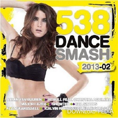 538 Dance Smash Vol 2 (2013)