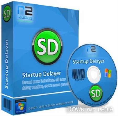 Startup Delayer 3.0 Build 333 ML/RUS