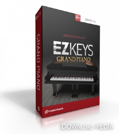 ToonTrack EZkeys Grand Piano 1.0.2 for Windows/MacOSX