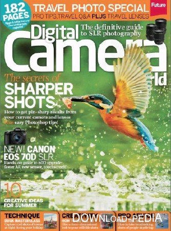 Digital Camera World �8 2013