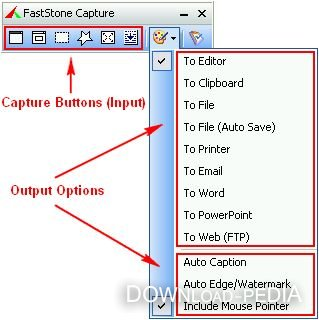 FastStone Capture 7.6 Portable