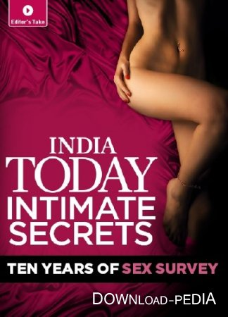 India Today - 10 Years of Sex Survey / 2013