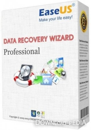 EaseUS Data Recovery Wizard Professional 6.1