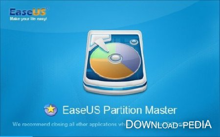 EaseUS Partition Master Unlimited Edition 9.2.2 + Rus