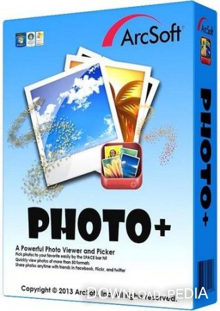 ArcSoft Photo+ 7.5.0.283 + Rus