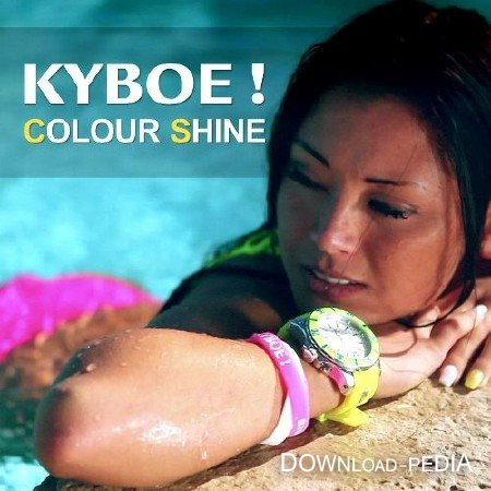 Kyboe - Colour Shine (2013)