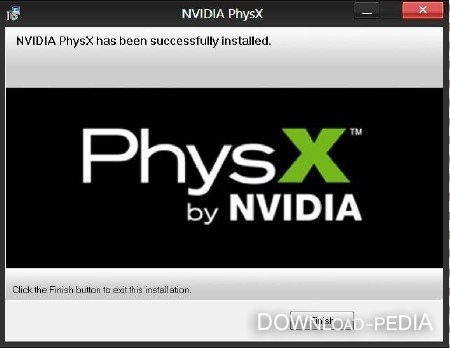 Nvidia PhysX System Software 9.13.0725