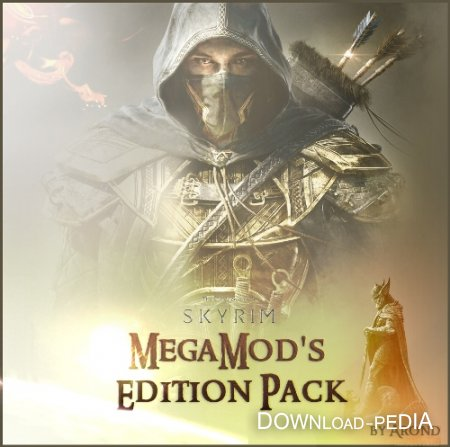 The Elder Scrolls V: Skyrim - Legendary Edition & MegaMod's Edition Pack Final Version (2013/Rus/PC) RePack by Аронд