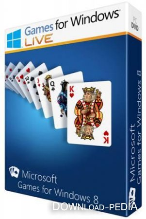 Microsoft Games for Windows 8 (Eng/Rus) V3 by Alker