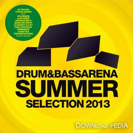Drum & Bass Arena - Summer Selection (2013)