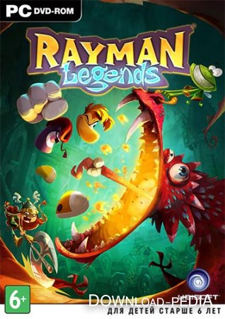 Rayman Legends (2013/Rus/Eng/Multi13/PC) RELOADED