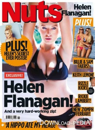 Nuts UK - 06 September 2013