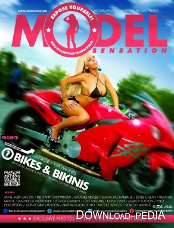Model Sensation - Bikes & Bikinis Special Edition / 2013