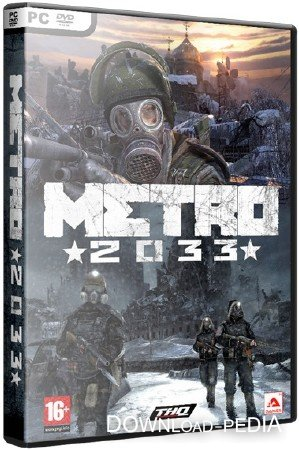 ������������ 2033: ��� ������� / Metro: Last Light v 1.0.0.14 + 6 DLC (2013/RUS/ENG/MULTI9) RePack by z10yded