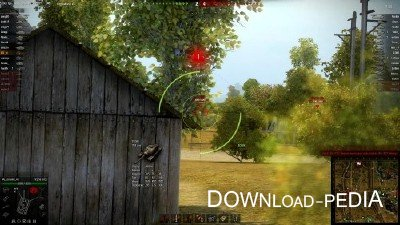 ���� ��� World of Tanks �� Jove v.8.0 ��� ���� 0.8.9 (2013) RUS