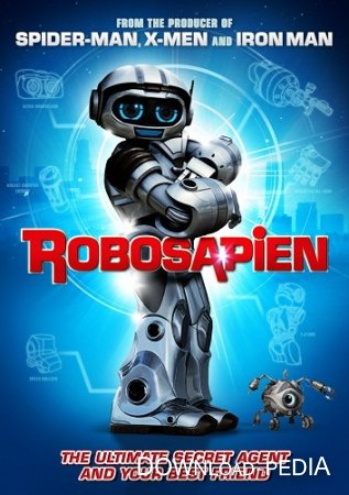 ����������: ������������ / Robosapien: Rebooted (2013/HDRip/1400Mb)