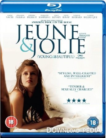 ������ � ��������� / Jeune & Jolie / Young & Beautiful (2013/ BDRip-AVC /2.24 GB)