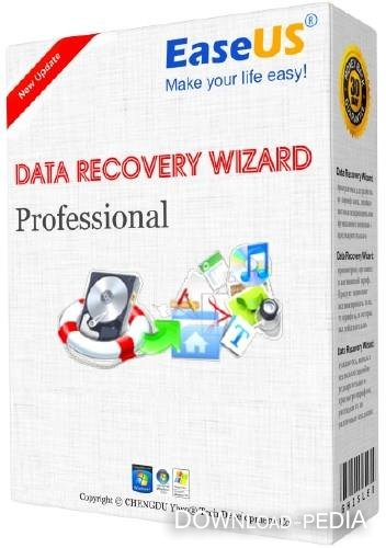 EaseUS Data Recovery Wizard Professional 8.0