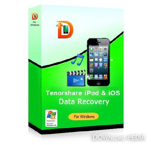 Tenorshare iPod & iOS Data Recovery 5.1.0.0 Final (2014)