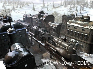 ������ 2 / Syberia 2 (2004/RUS/ENG/Steam-Rip by R.G.Steamgames)