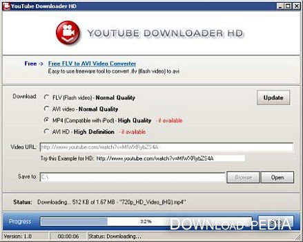 YouTube Downloader HD 2.9.9.16 Portable