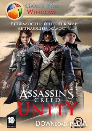 Assassin�s Creed �������� ������� ������ v.1.1.0 (2014/Rus/PC) Steam-Rip �� R.G. Pirates Games