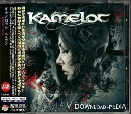Kamelot - Haven (Japanese Edition) (2015)