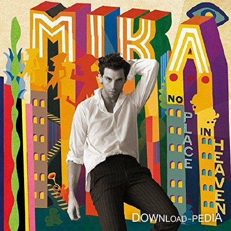 Mika - No Place In Heaven (French Version) (2015)
