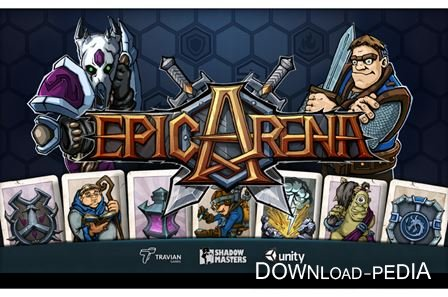 ��������� ����� / Epic arena (2013) Android