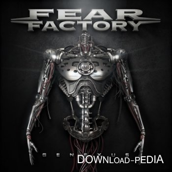 Fear Factory - Genexus (Limited Edition) (2015)