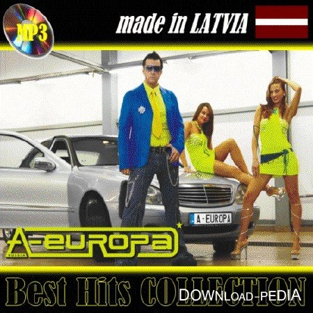 A-Europa - Best Hits Collection (2015)