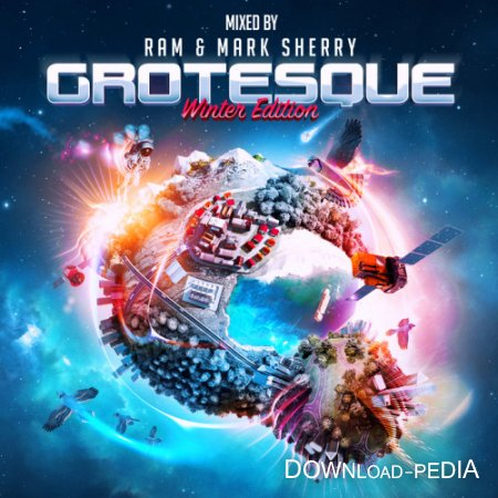 VA - Grotesque Winter Edition Mixed by RAM and Mark Sherry (2016)
