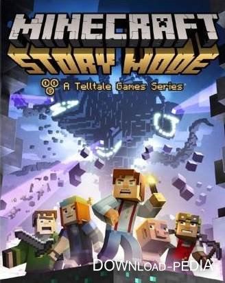 Minecraft: Story Mode - A Telltale Games Series. Эпизод 1 и 2 (2015/RUS/ENG/MULTI7/PC) RePack от R.G. Liberty