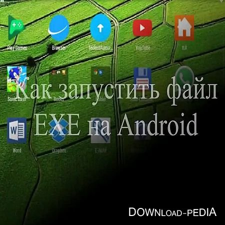 ����� ��������� ���� exe �� Android (2016) WEBRip
